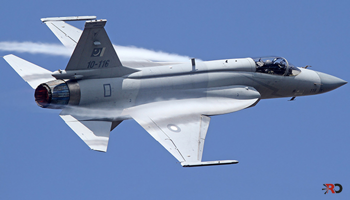 JF-17 Thunders over Paris