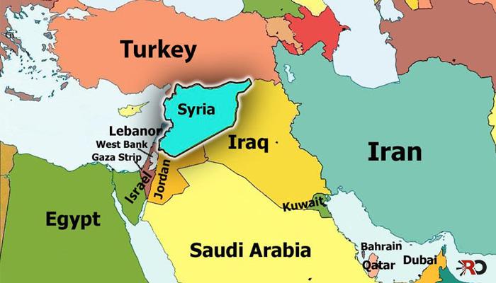 SyriaImportance