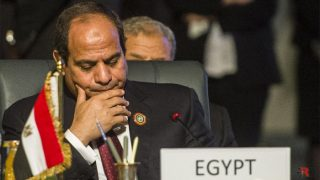 The Egyption Train Wreck
