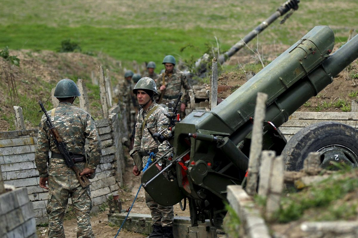 Are Armenia and Azerbaijan Going to War?