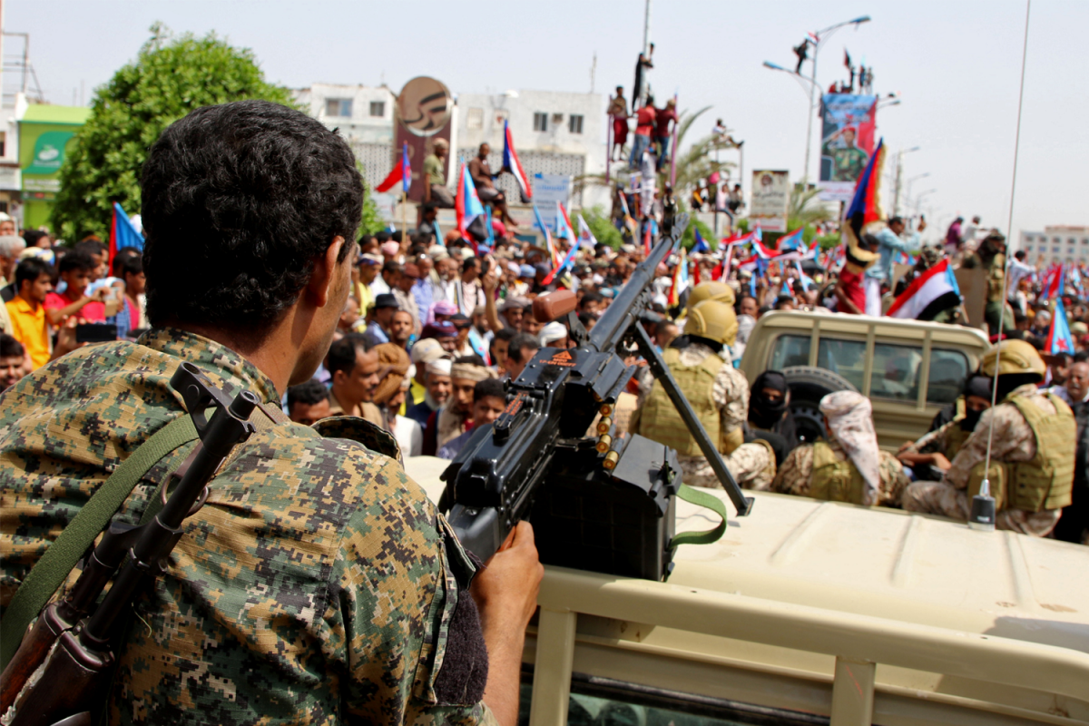 The International Struggle for Yemen