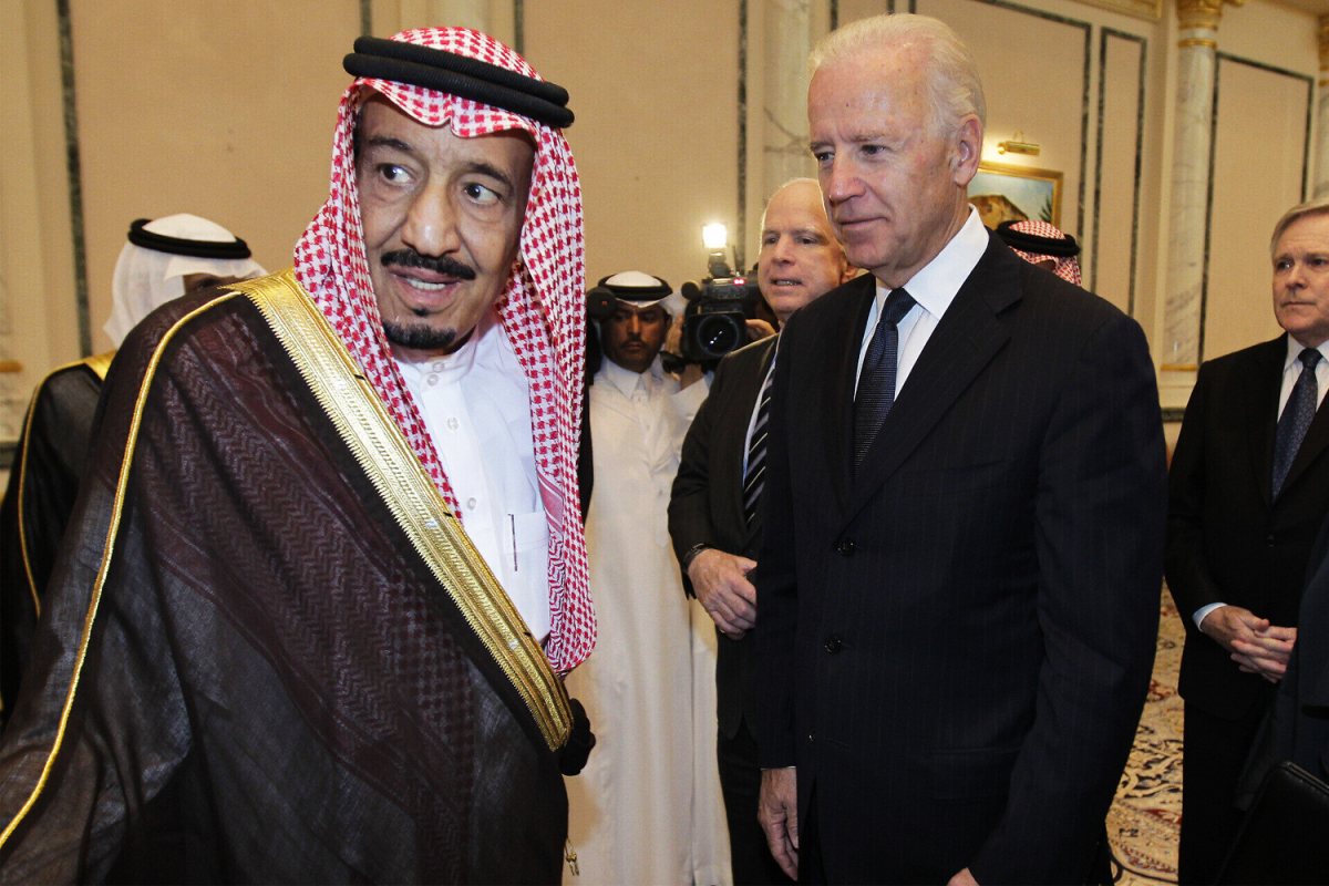 Biden Steers Clear of Rupturing US-Saudi Relations
