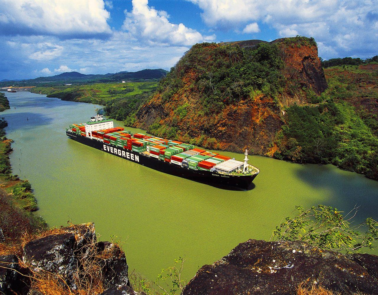 Mapping the World's Key Maritime Choke Points