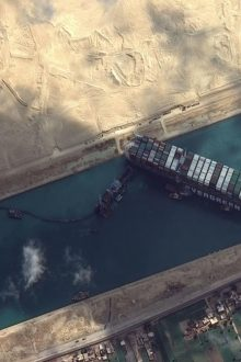 Geopolitics of the Suez Canal