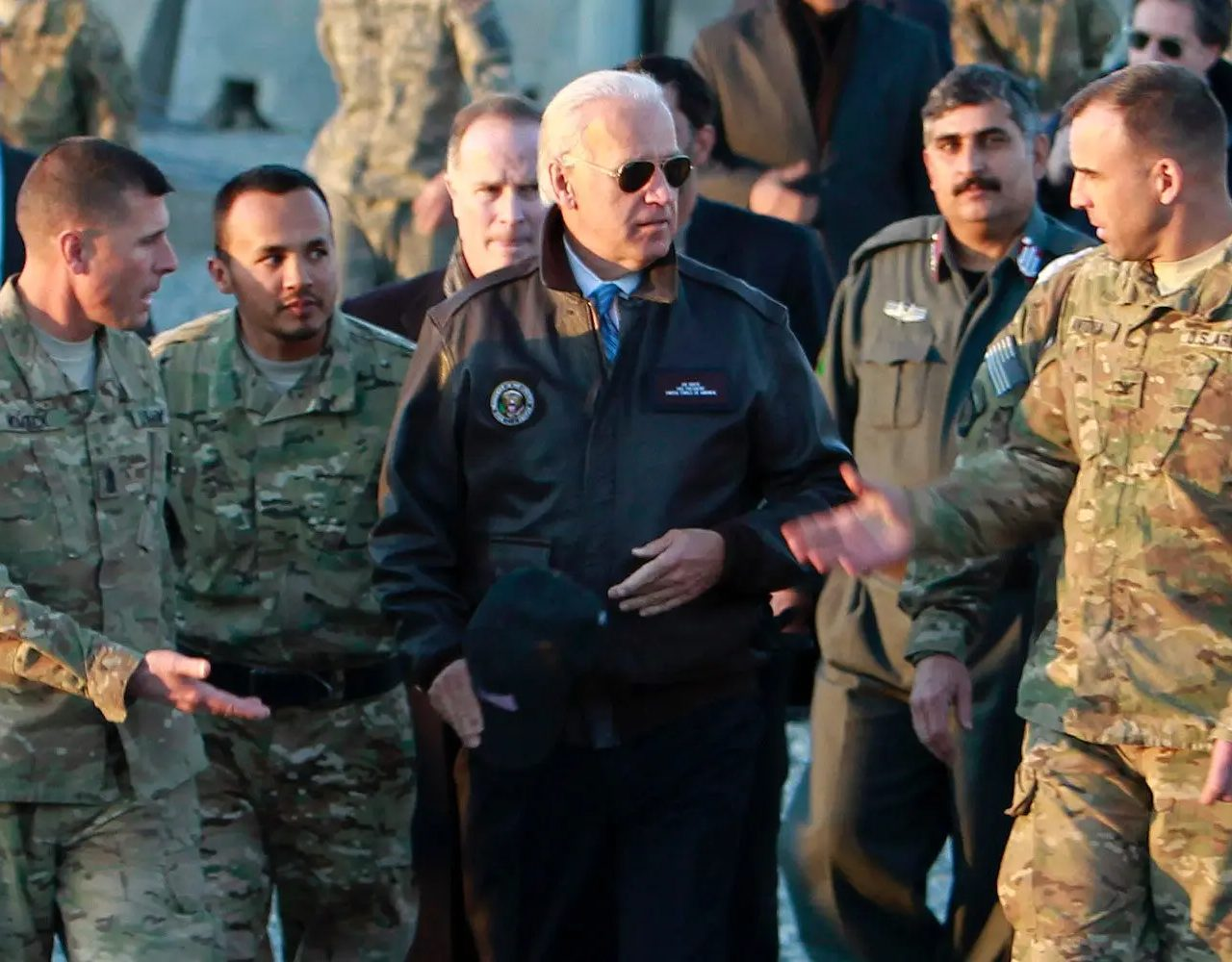 Is the US Really Leaving Afghanistan?
