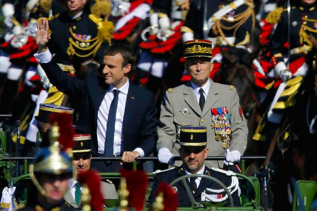 Generals Blame Islam For French Woes