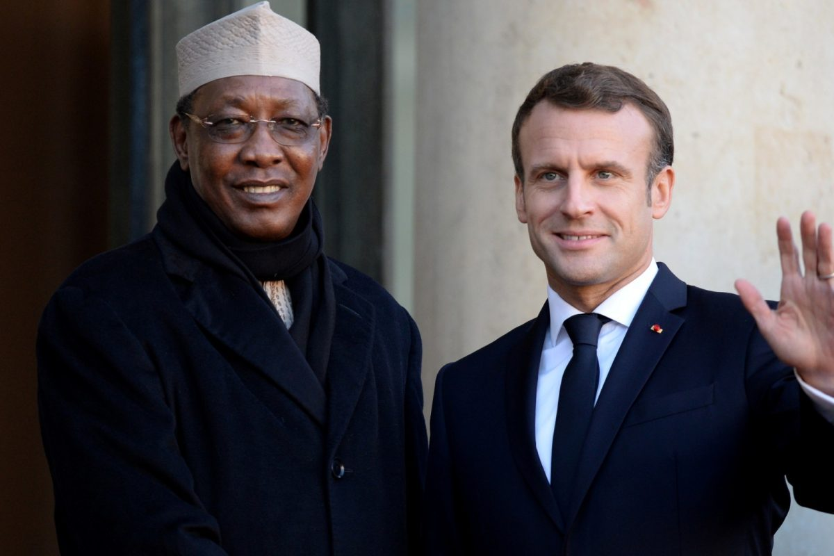 The Struggle for Africa Comes to Chad