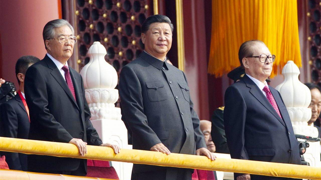 China's New Dynasty
