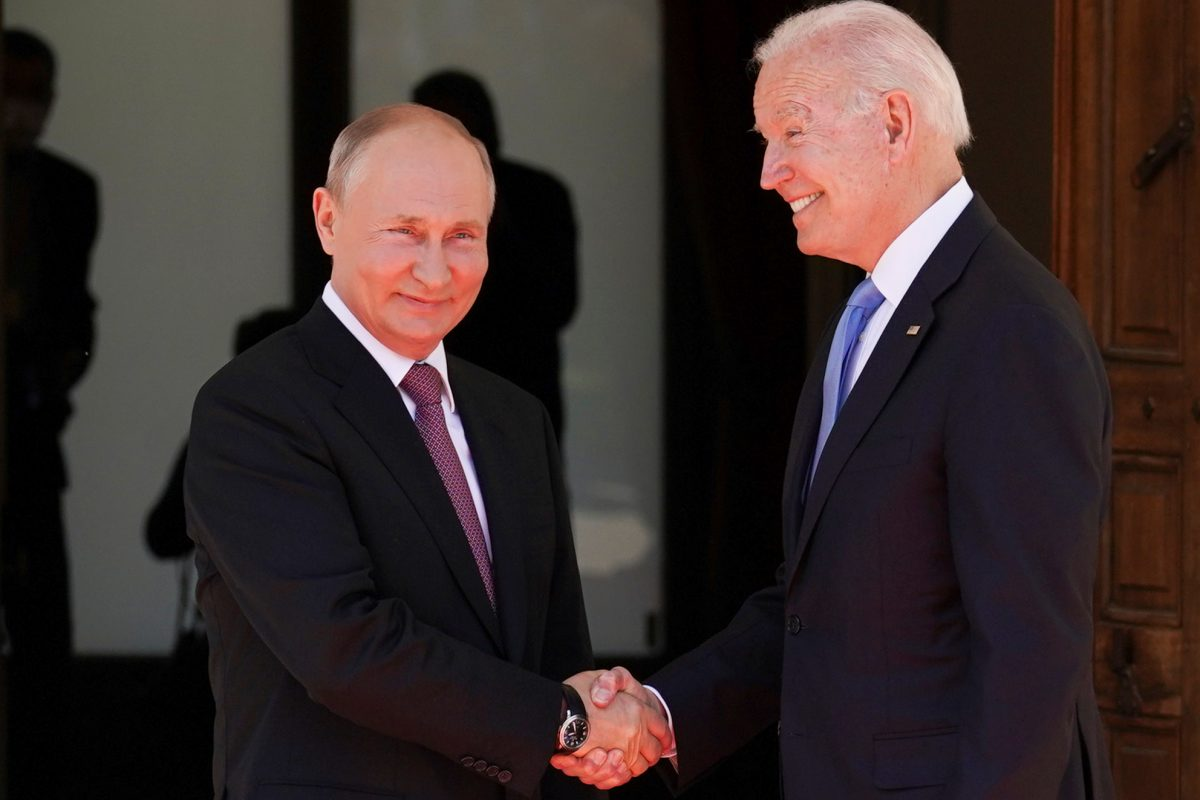 When Putin Met Biden