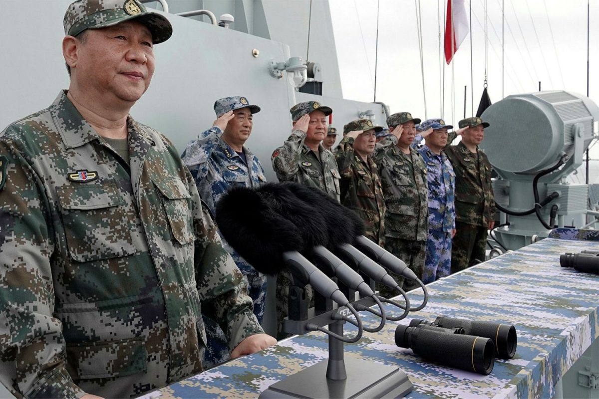 China's Military Makes Rapid Progress