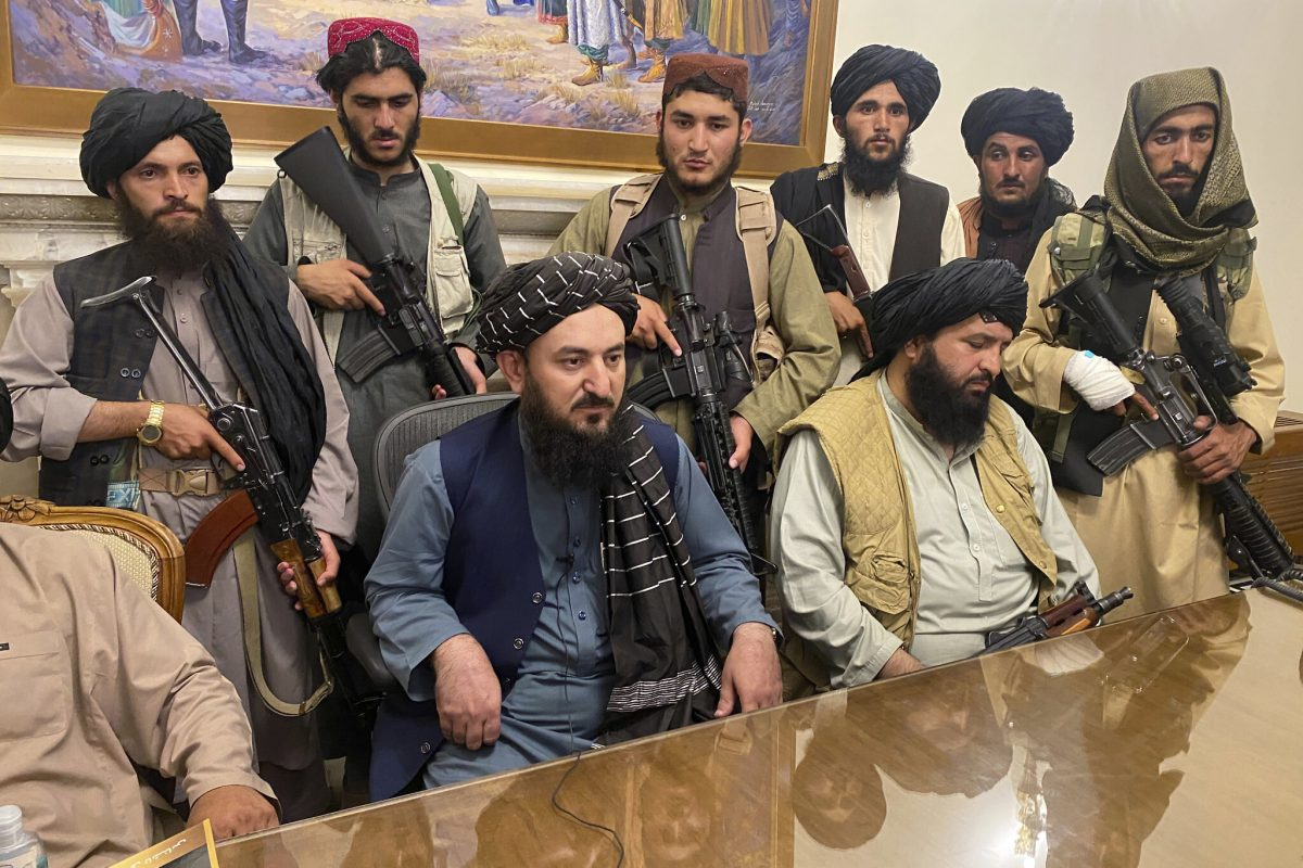 PODCAST: Taliban Takeover Afghanistan