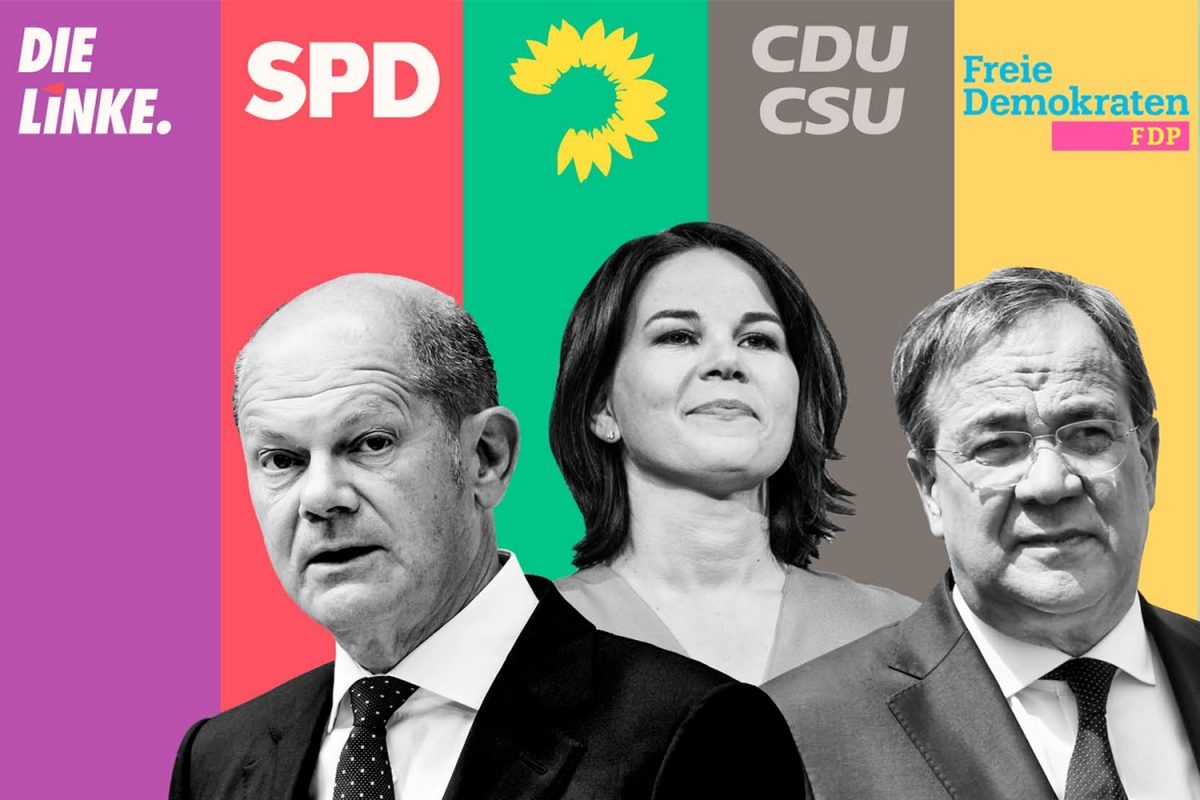 PODCAST: German Elections: A Future Without Merkel