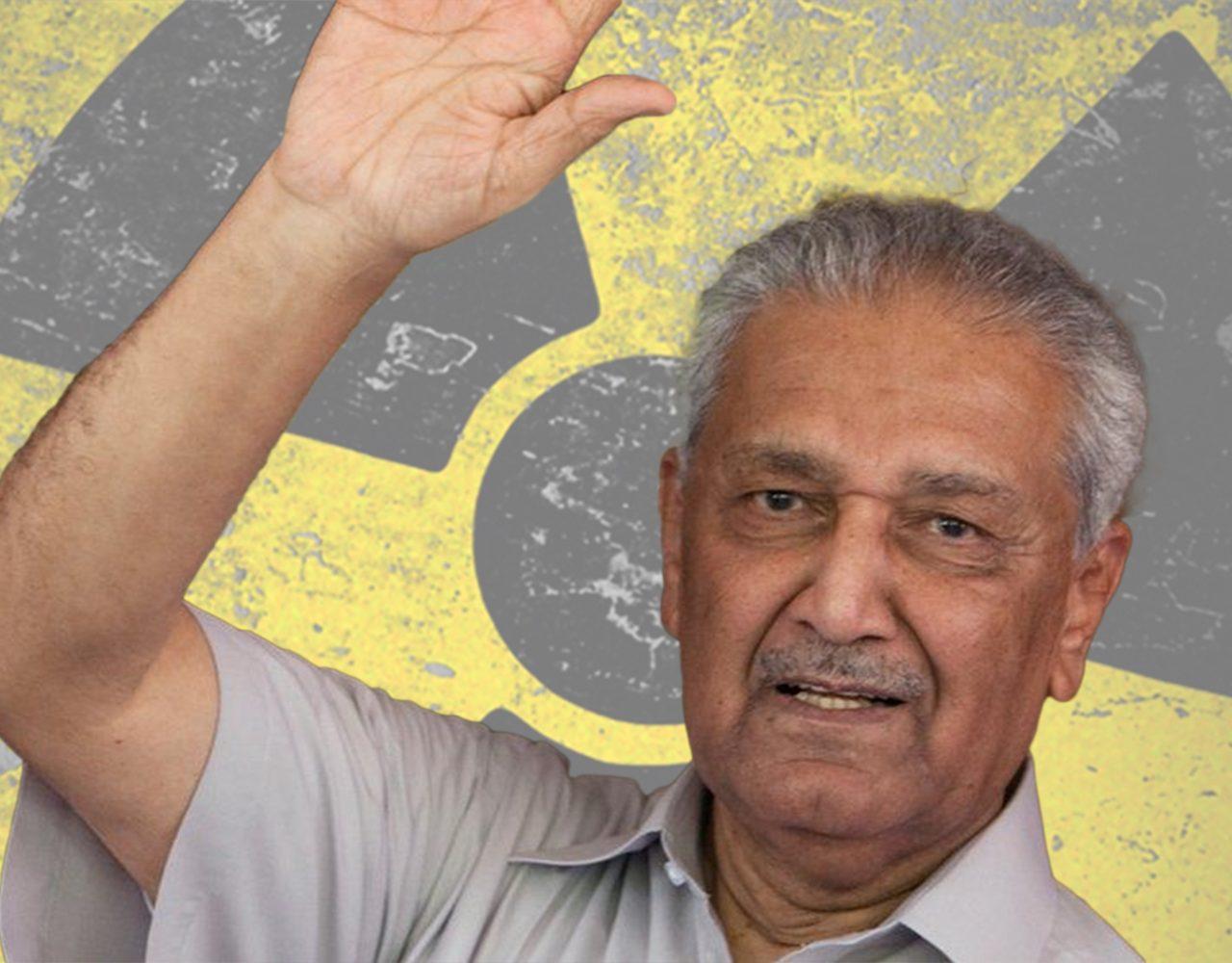 Abdul Qadeer Khan: 'Father of Pakistan's nuclear bomb' dies